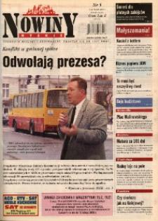 Nowiny Nyskie 2005, nr 5.