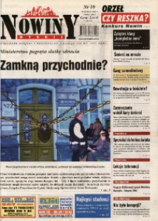 Nowiny Nyskie 2005, nr 10.