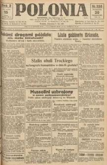 Polonia, 1925, R. 2, nr 326