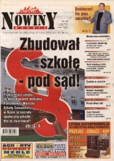 Nowiny Nyskie 2005, nr 28.