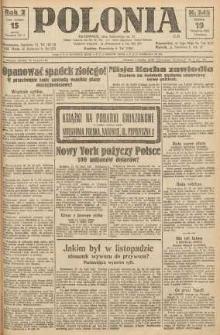 Polonia, 1925, R. 2, nr 345