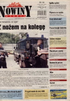 Nowiny Nyskie 2004, nr 16.