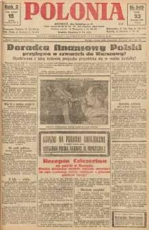 Polonia, 1925, R. 2, nr 349