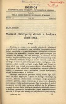 Kosmos. Seria B, 1935, R. 60, z. 4
