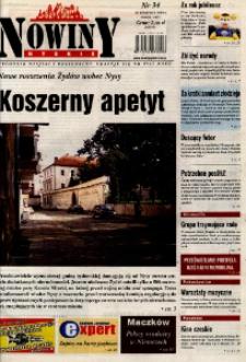 Nowiny Nyskie 2004, nr 34.