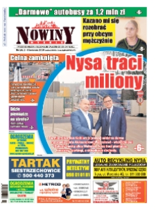 Nowiny Nyskie 2019, nr 14.