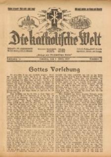 Die Katholische Welt, 1937, Jg. 13, Nr. 10