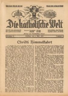 Die Katholische Welt, 1937, Jg. 13, Nr. 18