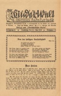 Die Kinderwelt, 1937, Jg. 11, Nr. 21