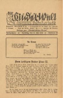 Die Kinderwelt, 1937, Jg. 11, Nr. 22