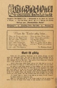 Die Kinderwelt, 1937, Jg. 11, Nr. 27