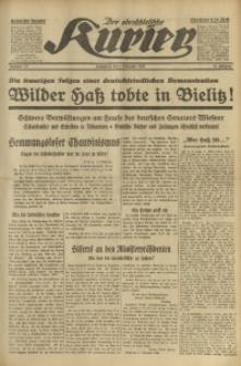 Der Oberschlesische Kurier, 1938, Jg. 32, Nr. 222