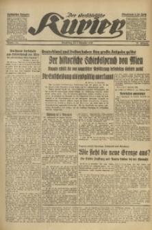 Der Oberschlesische Kurier, 1938, Jg. 32, Nr. 282