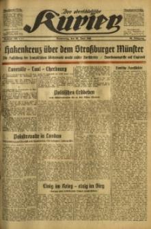 Der Oberschlesische Kurier, 1940, Jg. 34, Nr. 168