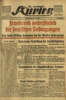 Der Oberschlesische Kurier, 1940, Jg. 34, Nr. 171