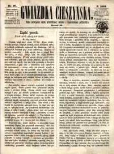 Gwiazdka Cieszyńska, 1869, nr 37