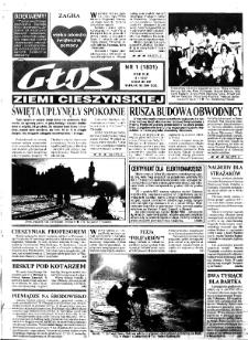 Głos Ziemi Cieszyńskiej, 1997, Nry 1-51/52