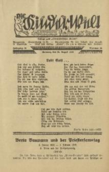 Die Kinderwelt, 1938, Jg. 12, Nr. 35