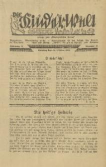 Die Kinderwelt, 1938, Jg. 12, Nr. 42