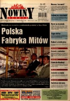 Nowiny Nyskie 2004, nr 49.
