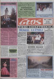 Głos Ziemi Cieszyńskiej, 1998, Nry 1-52