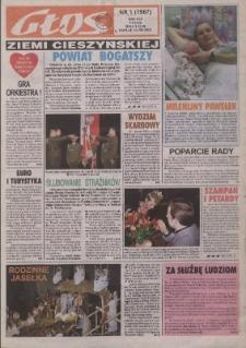 Głos Ziemi Cieszyńskiej, 2000, Nry 1-51/52