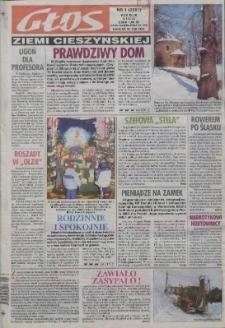 Głos Ziemi Cieszyńskiej, 2002, Nry 1-51/52