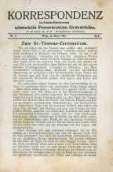 "Korrespondenz des Priester-Gebetsvereines ""Associatio Perseverantiae Sacerdotalis"". Jg. 45, nr 3."