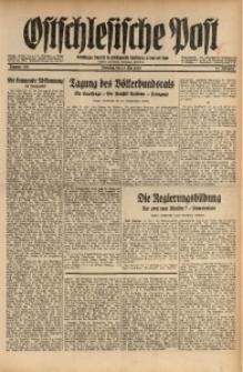 Ostschlesische Post, 1934, Jg. 25, Nr. 110