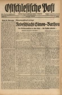 Ostschlesische Post, 1934, Jg. 25, Nr. 123