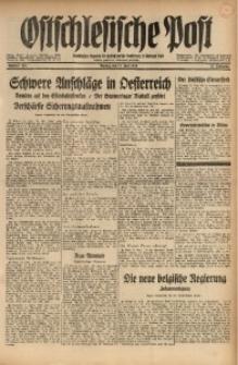 Ostschlesische Post, 1934, Jg. 25, Nr. 131