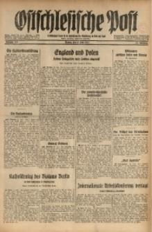 Ostschlesische Post, 1934, Jg. 25, Nr. 143