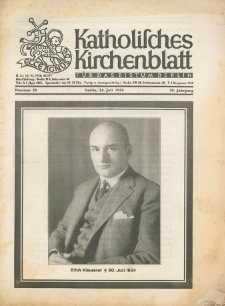Katholisches kirchenblatt für das Bistum Berlin. Jg. 30, nr 28.