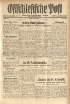 Ostschlesische Post, 1934, Jg. 25, Nr. 255