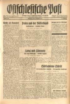 Ostschlesische Post, 1934, Jg. 25, Nr. 269
