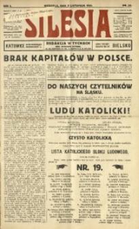 Silesia, 1930, R. 1, nr 33