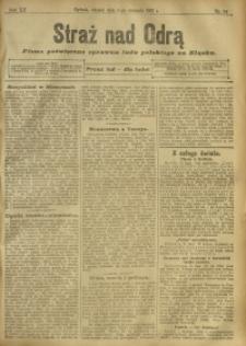 Straż nad Odrą, 1912, R. 12, nr 94