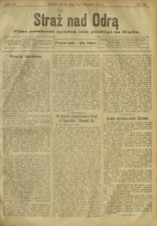 Straż nad Odrą, 1912, R. 12, nr 135