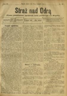 Straż nad Odrą, 1912, R. 12, nr 138