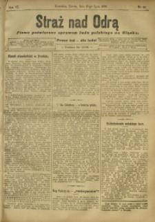Straż nad Odrą, 1908, R. 6, nr 86