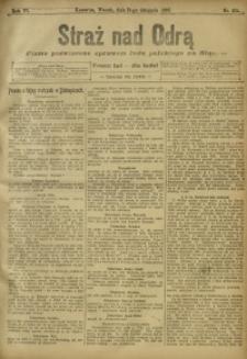 Straż nad Odrą, 1908, R. 6, nr 135