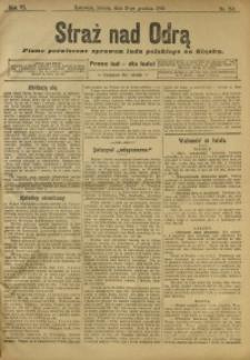 Straż nad Odrą, 1908, R. 6, nr 152