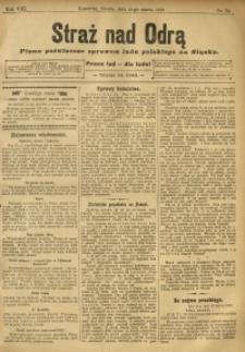 Straż nad Odrą, 1910, R. 8, nr 34