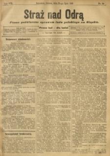 Straż nad Odrą, 1910, R. 8, nr 88