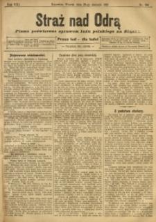 Straż nad Odrą, 1910, R. 8, nr 104