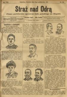 Straż nad Odrą, 1910, R. 8, nr 123
