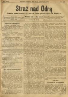 Straż nad Odrą, 1910, R. 8, nr 129