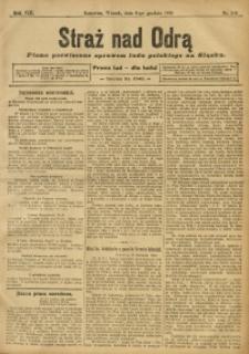 Straż nad Odrą, 1910, R. 8, nr 146