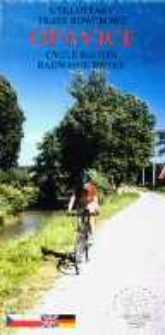 Opavice : cyklotrasy.