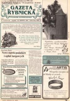 Gazeta Rybnicka, 1995, nr 51/52 (258/259)